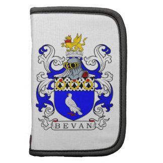 Escudo de armas II de Bevan Planificadores