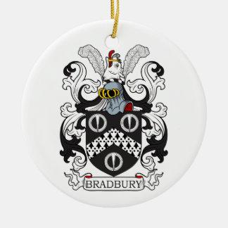 Escudo de armas II de Bradbury Ornamentos Para Reyes Magos
