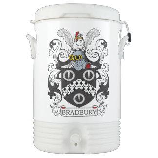 Escudo de armas II de Bradbury Refrigerador De Bebida Igloo