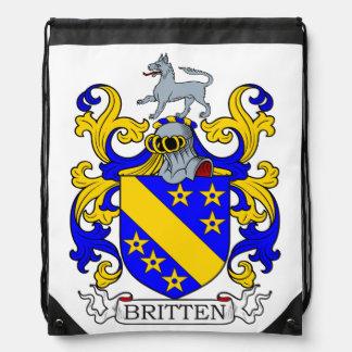 Escudo de armas II de Britten Mochila