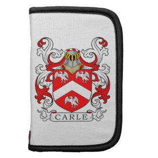 Escudo de armas II de Carle Planificador