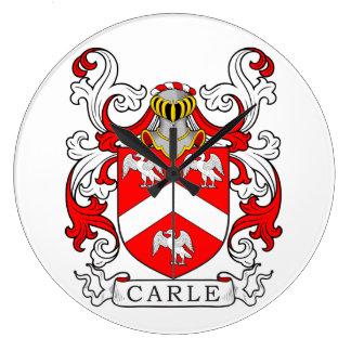 Escudo de armas II de Carle Relojes