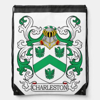 Escudo de armas II de Charleston Mochilas