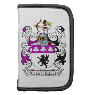 Escudo de armas II de Chatfield Organizador
