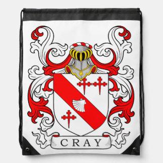 Escudo de armas II de Cray Mochilas