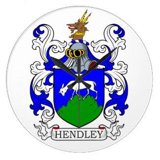 Escudo de armas II de Hendley Relojes