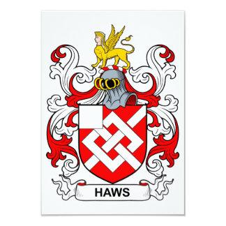 Escudo de armas II de los Haws Comunicados Personales