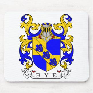 Escudo de armas II del adiós Alfombrillas De Ratón