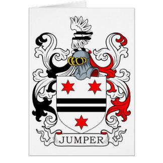 Escudo de armas II del puente Tarjetas