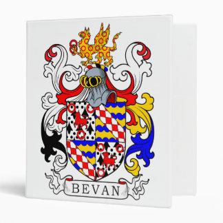 Escudo de armas III de Bevan