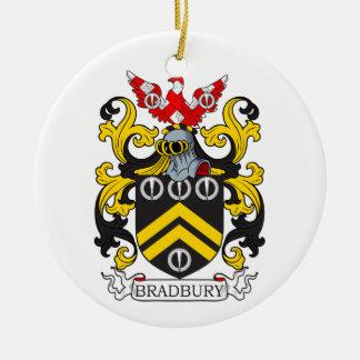 Escudo de armas III de Bradbury Adorno De Reyes