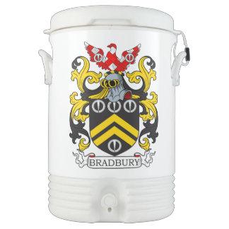 Escudo de armas III de Bradbury Refrigerador De Bebida Igloo