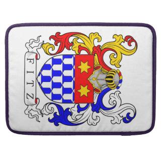 Escudo de armas III de Fitz Fundas Macbook Pro