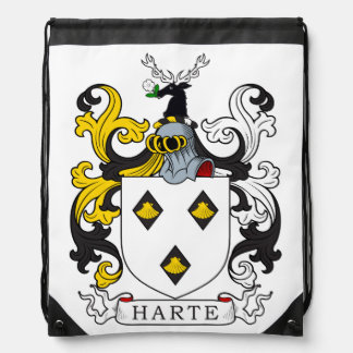 Escudo de armas III de Harte Mochilas