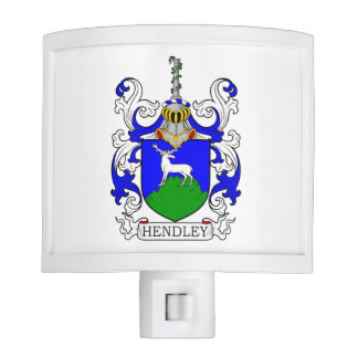 Escudo de armas III de Hendley