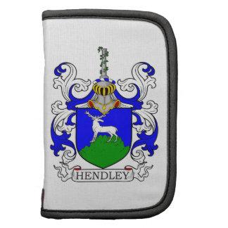Escudo de armas III de Hendley Organizadores