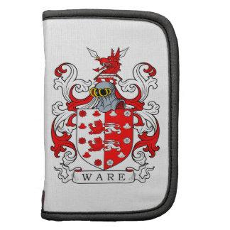 Escudo de armas III de las mercancías Organizadores