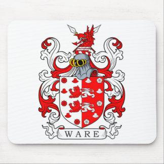 Escudo de armas III de las mercancías Alfombrilla De Ratón