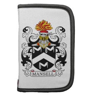Escudo de armas III de Mansell Planificador