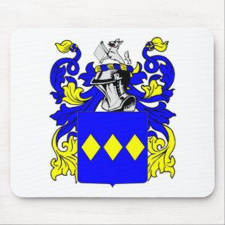Escudo de armas (inglés) de Freeman Alfombrilla De Raton