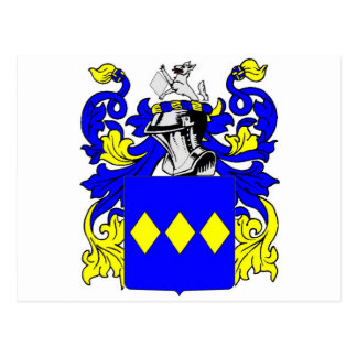 Escudo de armas (inglés) de Freeman Postales
