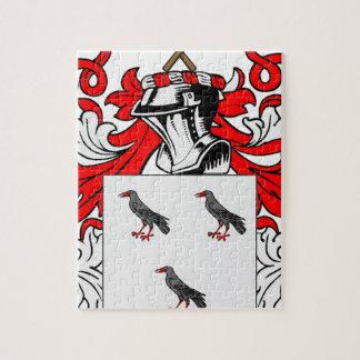 Escudo de armas (inglés) de Jones Puzzle Con Fotos