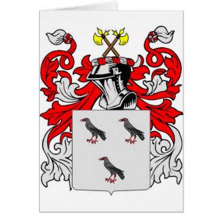 Escudo de armas (inglés) de Jones Tarjeton