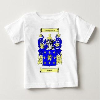 Escudo de armas (inglés) de Jordania Playera De Bebé