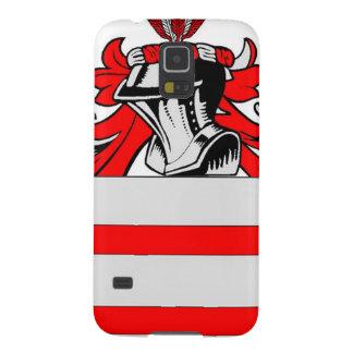 Escudo de armas (inglés) de Martin Carcasa Para Galaxy S5