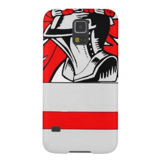 Escudo de armas (inglés) de Martin Fundas Para Galaxy S5