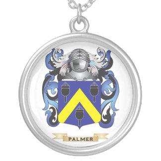 Escudo de armas (inglés) de Palmer (escudo de la f Colgante Redondo