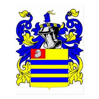 Escudo de armas (irlandés) de $cox postales