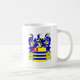 Escudo de armas (irlandés) de $cox taza de café