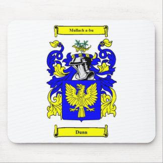 Escudo de armas (irlandés) de Dunn Alfombrilla De Ratones