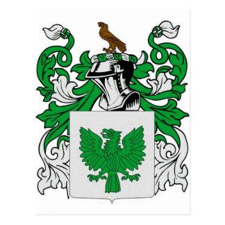 Escudo de armas (irlandés) de Henry Postal