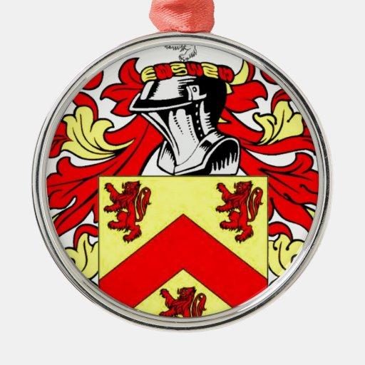 Escudo de armas (irlandés) de Hughes Adorno De Reyes