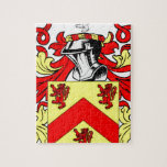 Escudo de armas (irlandés) de Hughes Puzzle Con Fotos