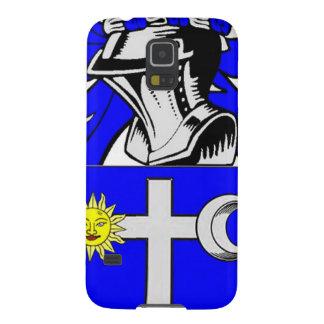 Escudo de armas (irlandés) de Martin Carcasas De Galaxy S5