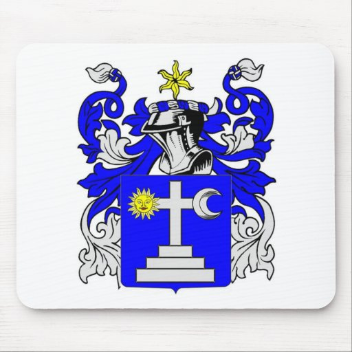 Escudo de armas (irlandés) de Martin Tapete De Raton