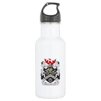 Escudo de armas IV de Bradbury Botella De Agua De Acero Inoxidable