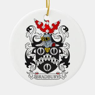 Escudo de armas IV de Bradbury Ornamento Para Arbol De Navidad