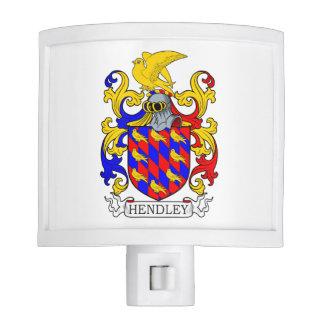 Escudo de armas IV de Hendley