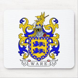 Escudo de armas IV de las mercancías Alfombrilla De Ratón