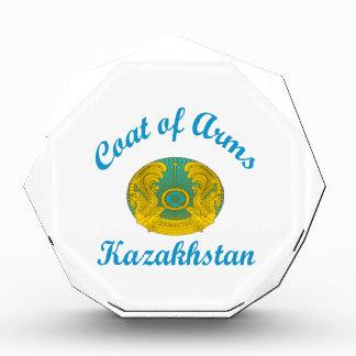 Escudo de armas Kazajistán