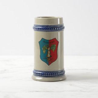 Escudo de armas Kleinschelken Tazas