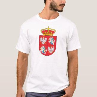 Escudo de armas lituano polaco de la Commonwealth Playera