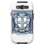 Escudo de armas, Marsella Francia Galaxy SIII Protector