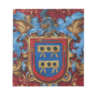 Escudo de armas medieval blocs