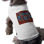 Escudo de armas medieval ropa para mascota