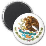Escudo de armas mexicano - imán